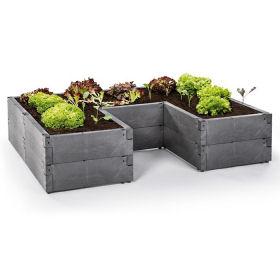 Hofer 5.3.2020: Gardenline Hochbeet Woody Lifestyle im Angebot