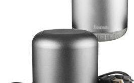 Hama Steel Drum Bluetooth-Lautsprecher