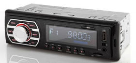 Imperial Digitales DAB+ Autoradio