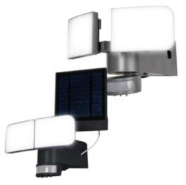 LightZone Solar-Batterie-Außenstrahler