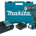 Netto 3.8.2020: Makita DF333DWAE Akku-Bohrschrauber im Angebot