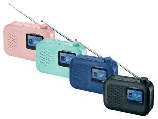 Silvercrest SDRF 10 B1 DAB+ / UKW Radio für 27,99€ bei Lidl