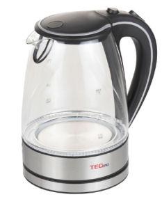 TecTro WK 1506 Glas-Wasserkocher im Angebot bei Kodi [KW 7 ab 10.2.2020]