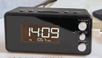 Terris RW 594 Radiowecker im Angebot » Aldi Süd 17.2.2020 - KW 8