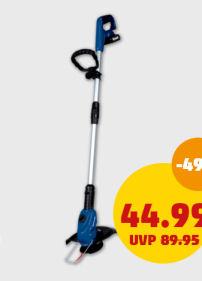 Einhell BG-ART 18 Akku-Rasentrimmer im Angebot bei Penny 7.5.2020 - KW 19