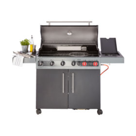 Enders Boston Black 6 IKR Turbo Gasgrill im Angebot bei Aldi Nord + Aldi Süd 26.3.2020 - KW 13