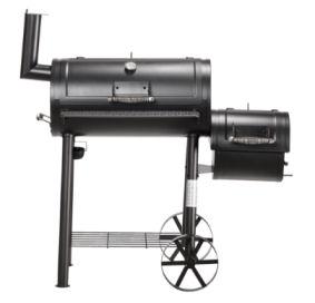Grillchef Smoker 11407 im Angebot bei Aldi Nord + Aldi Süd 8.4.2020 - KW 15