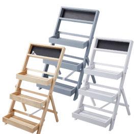 Living Art Deko Holztreppe im Angebot bei Aldi Nord 19.3.2020 - KW 12