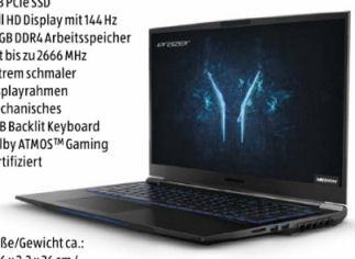 Medion Erazer X17805 Gaming Notebook