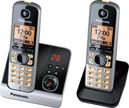 Panasonic KX-TG6722GB Duo Telefon