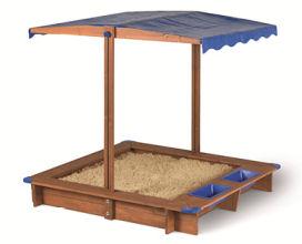 Playland Sandkasten mit Dach im Angebot bei Aldi Süd 2.4.2020 - KW 14