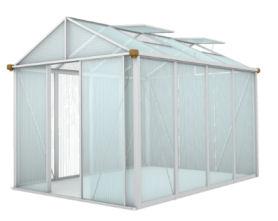 Premium-Gewächshaus GFP im Angebot bei Aldi Nord + Aldi Süd 19.3.2020 - KW 12