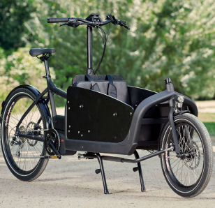 Prophete Cargo E-Bike im Angebot bei Aldi Nord + Aldi Süd 2.4.2020 - KW 14