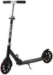 Scooter mit Leuchträdern