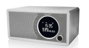 Sharp DR-450 Digital Radio DAB+ im Angebot bei Real 23.3.2020 - KW 13
