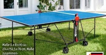 Sponeta Outdoor-Tischtennisplatte Hobbyline im Angebot bei Aldi Nord + Aldi Süd 29.4.2020 - KW 18