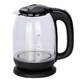 Kodi 14.9.2020: TecTro WK 188 Glas-Wasserkocher im Angebot