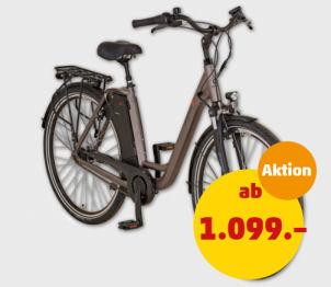AEG Prophete Continental Genießer 28-Zoll City E-Bike