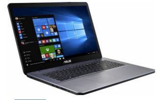 Asus F705QA-BX031T Notebook im Angebot bei Real 27.4.2020 - KW 18