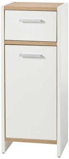 Badezimmer-Seitenschrank