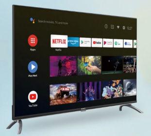 Bild von Real 8.3.2021: ChiQ U58H7S 58-Zoll Ultra-HD Fernseher im Angebot