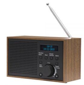 Denver DAB+ FM-Radio im Angebot bei Norma 8.4.2020 - KW 15