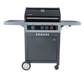 Enders Boston Black 3 K Turbo Gasgrill