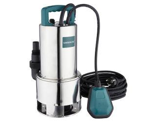 Gardenline Schmutzwasser-Pumpe im Angebot bei Aldi Süd 27.4.2020 - KW 18
