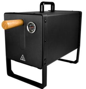 Grill Time Elektrischer Räucherofen im Angebot bei Aldi Nord 23.4.2020 - KW 17
