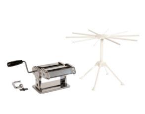 Home Creation Nudelmaschine mit Nudeltrockner im Angebot bei Aldi Nord 20.4.2020 - KW 17