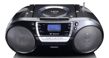 Lenco SCD-690BK DAB+ Radio mit CD-Player im Angebot bei Real 27.4.2020