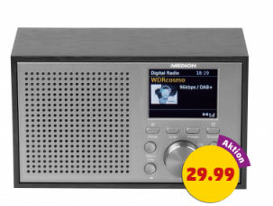 Medion MD 43954 Digital-Radio