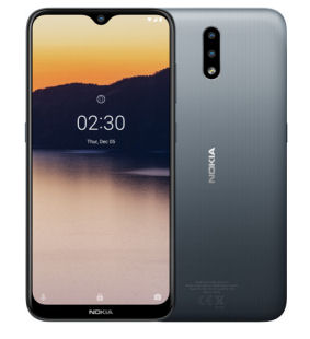 Bild von Nokia 2.3 Smartphone im Angebot bei Aldi Nord 11.1.2021 – KW 2