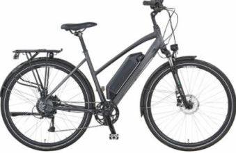 Prophete 28-Zoll Alu-Trekking-E-Bike