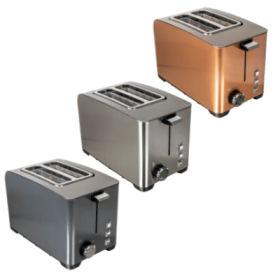 Quigg Metall-Toaster