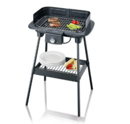 Severin PG 8551 Citygrill Edition Standgrill im Angebot bei Real 27.4.2020 - KW 18