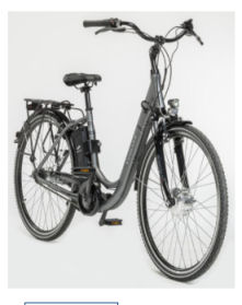 Zündapp Green 3.0 Alu-Elektro-Fahrrad im Angebot bei Real 11.5.2020 - KW 20