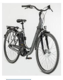 Zündapp Green 3 Elektro-Fahrrad