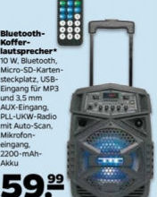 Photo of Bluetooth-Kofferlautsprecher im Angebot » Netto 4.6.2020 – KW 23