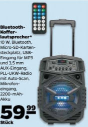 Bluetooth-Kofferlautsprecher