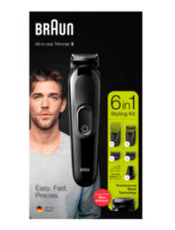 Braun All-in-One Trimmer 3