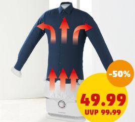 CleanMaxx Hemden-Blusen-Bügler 0384
