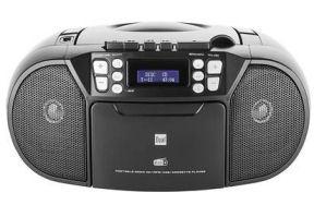 Norma 27.5.2020: Dual P210 DAB+ Boombox im Angebot