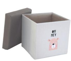 Home Creation Sitz- und Aufbewahrungsbox