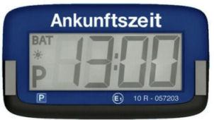 Needit Micro PS1800 Elektronische Parkscheibe