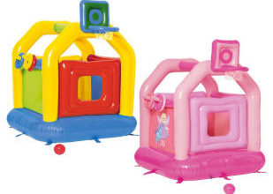 Photo of Playtive Junior Hüpfburg im Angebot » Lidl 2.6.2020 – KW 23