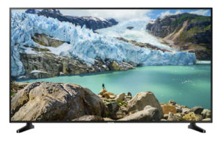 Samsung UE55RU7099 55-Zoll Ultra-HD Fernseher