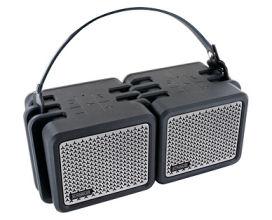 Schwaiger Wasserdichter Bluetooth-Stereo-Lautsprecher im Angebot bei Aldi Süd 2.6.2020 - KW 23