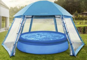 Solax Sunshine Pool-Universaldach