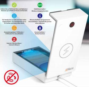 Real 20.7.2020: Technaxx TX-148 Anti-Virus Desinfektions-Box im Angebot